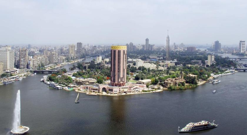 エジプト,カイロ,ソフィテル カイロ エル ゲジラー(Sofitel Cairo El Gezirah)