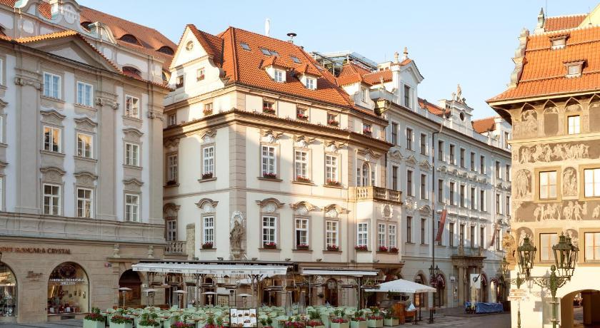 U Prince in Prag