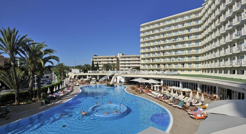 Hotel Samos Magaluf All Inclusive