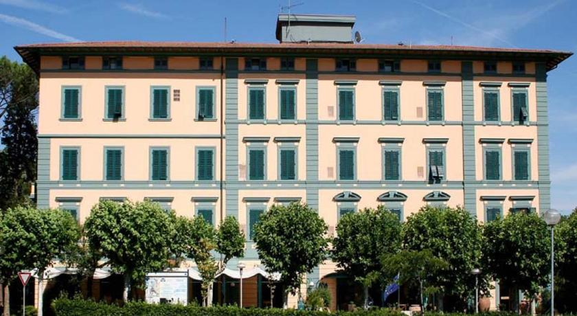 Hotel belvedere montecatini terme italy for Reservation hotel italie