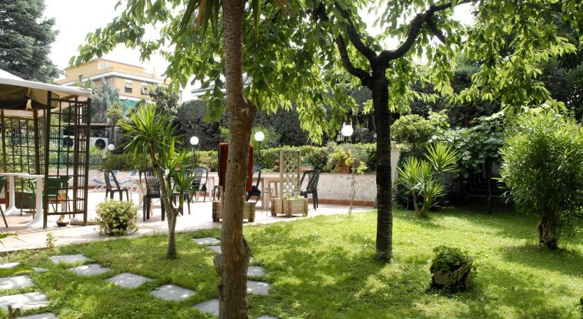 Hotel Aurora Garden in Rom