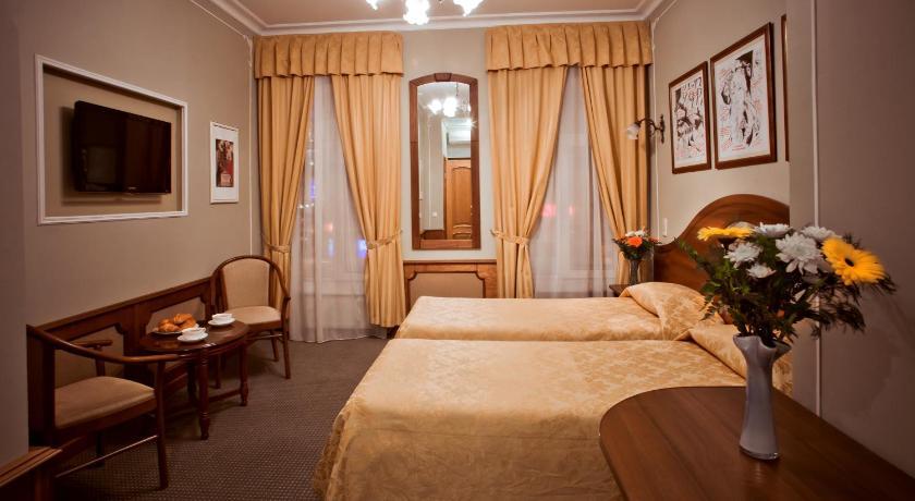 Old Vienna Hotel (Sankt Petersburg)