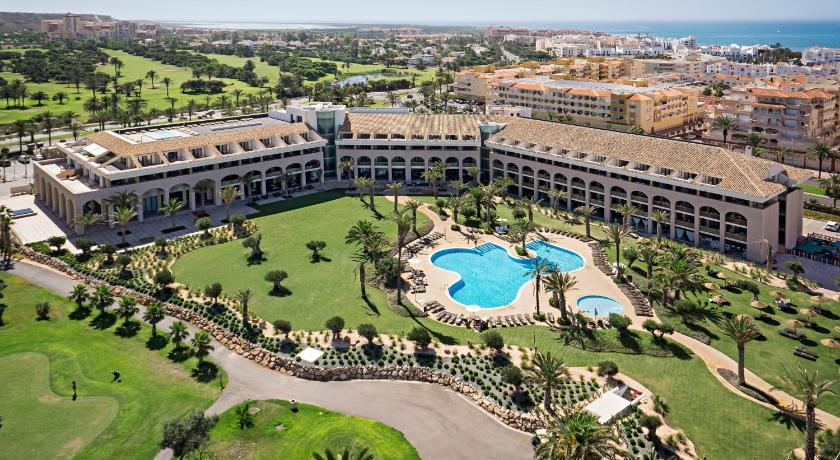 Hotel ar golf almerimar espagne almerimar for Reservation hotel en espagne gratuit