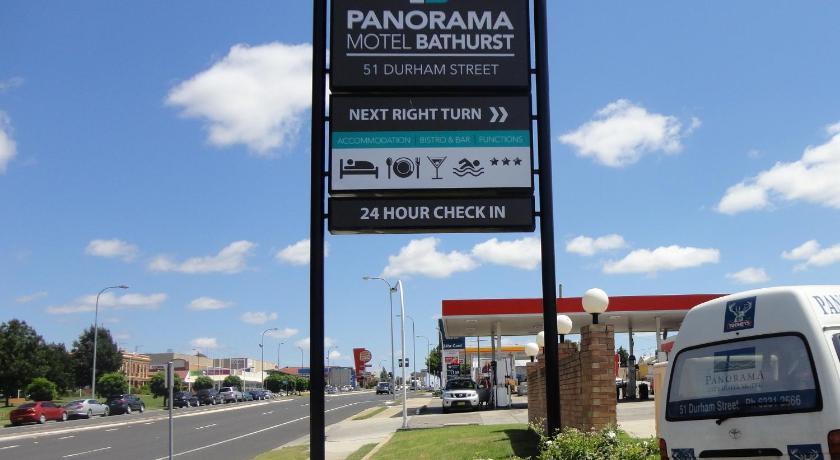 Motel Panorama Bathurst