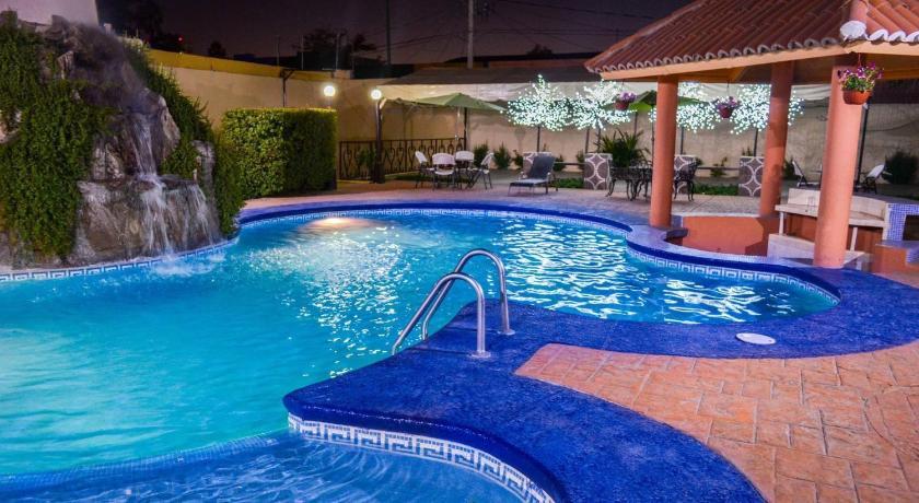 Hotel san andres m xico hermosillo for Albercas portatiles en hermosillo