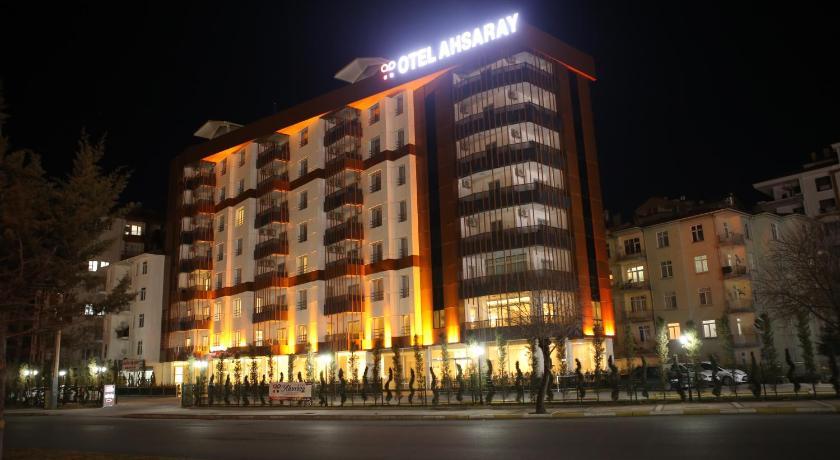 Ahsaray hotel aksaray turkey for Aksaray hotels