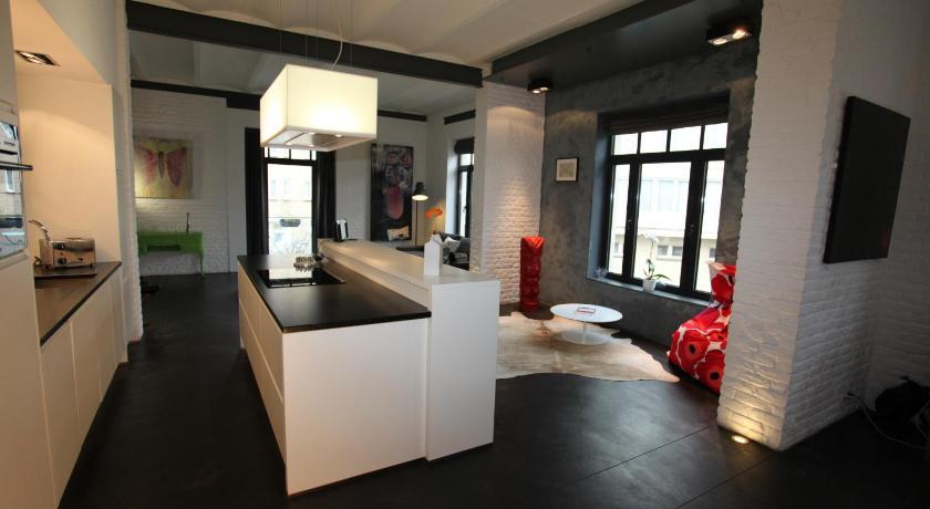 Apartment Loft chocolaterie (Brüssel)