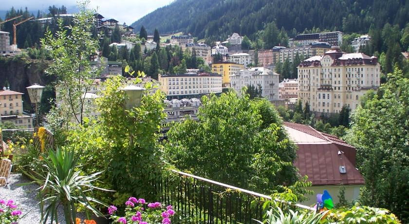 Romantikpension Villa Anna in Bad Gastein
