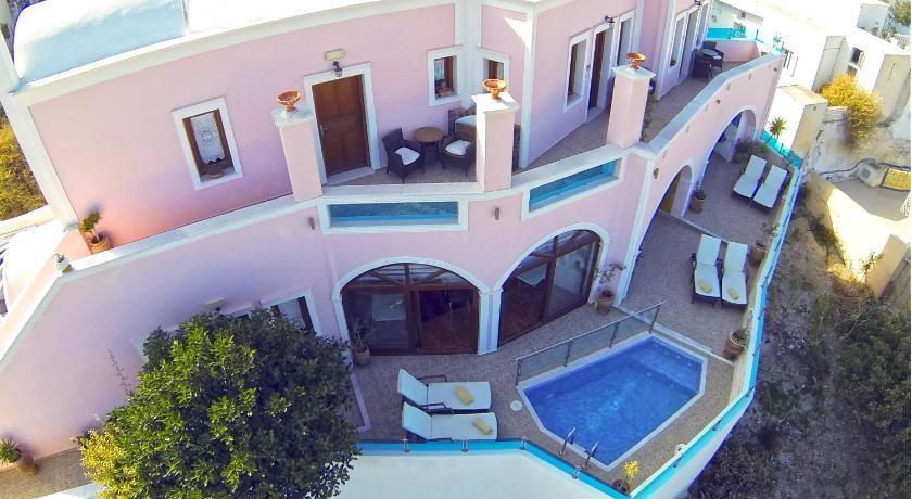 Nectarios Villa, Villa, Fira, Santorini, 84700, Greece