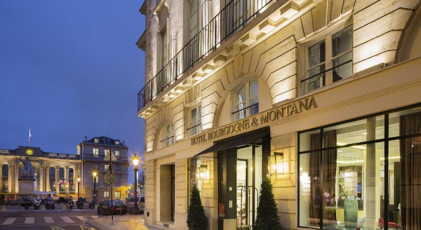 Hôtel Bourgogne & Montana (Paris)