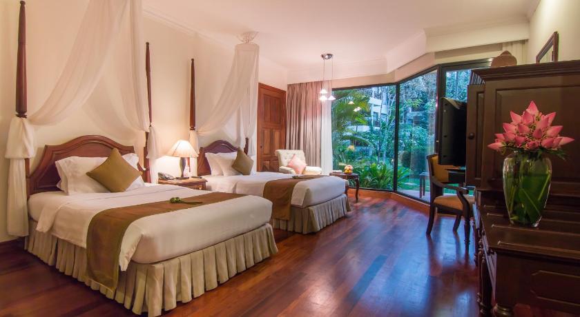 カンボジア,シェムリアップ,パレス レジデンス & ヴィラ シェムリアップ(Palace Residence & Villa Siem Reap)