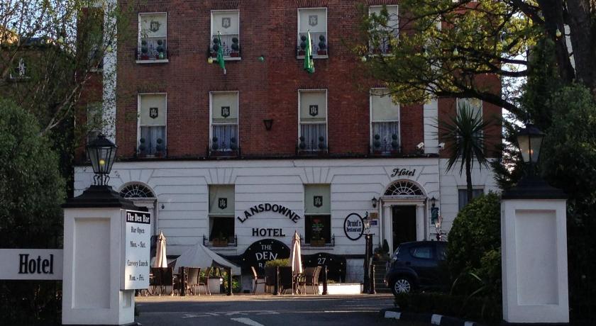 The Lansdowne Hotel (Dublin)