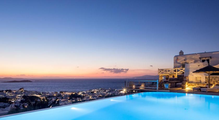 ギリシャ,ミコノス・シティー,ヴェンシア ブティック ホテル(Vencia Boutique Hotel)