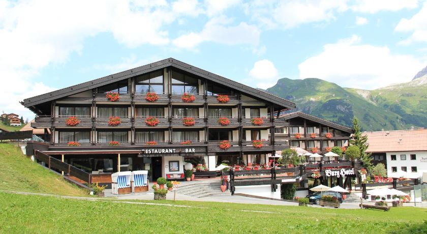 Burg Hotel Oberlech (Lech am Arlberg)