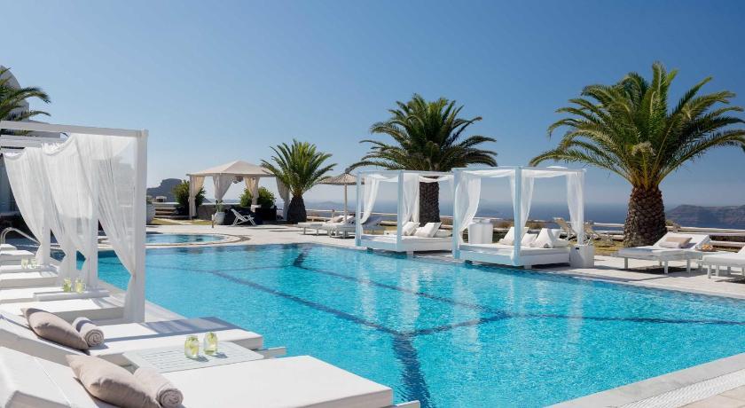 Pantheon Deluxe Villas, Villa, Thiras - Oias Road, Santorini, 84700, Greece