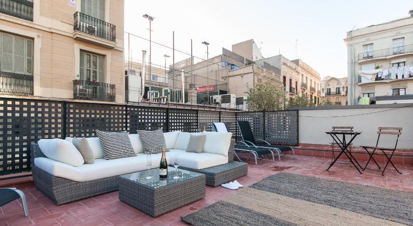Boutique Luxury Apartments (Barcelona)