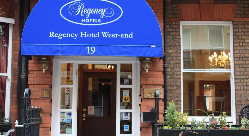 London Escorts Near Regency Hotel West End