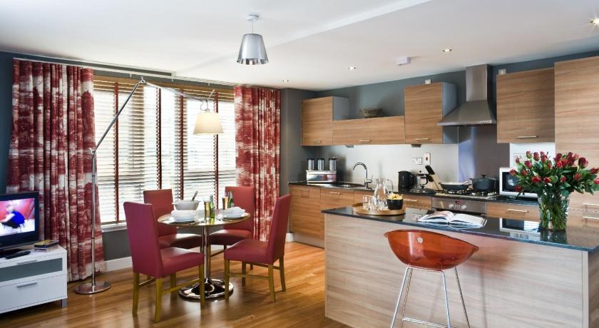 Dreamhouse Apartments Glasgow City Centre (Glasgow)