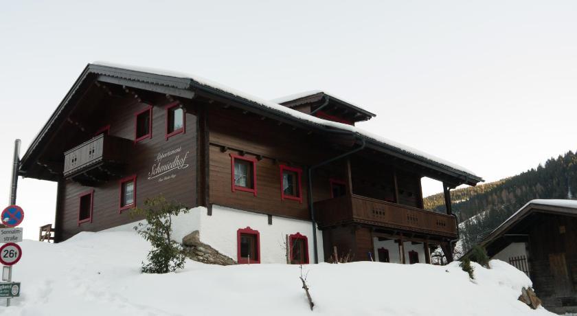 Appartementhaus Schmiedhof (Zell am See)