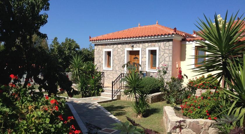Christina'S Garden, Hotel, Anaxos Lesvos, 81109, Greece