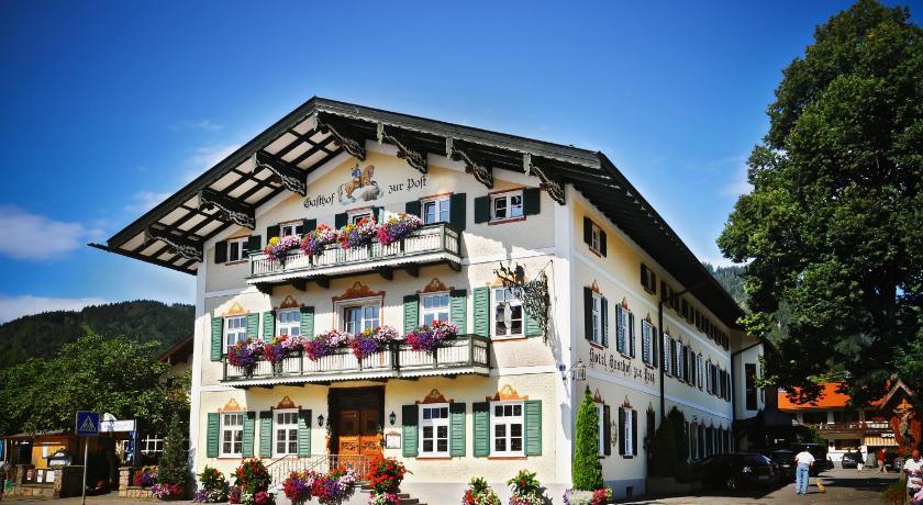 Hotel Gasthof Zur Post Bad Wiessee Deutschland