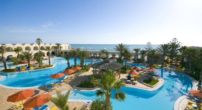 Resort Sentido Djerba Beach Tunesien Midoun Booking Com
