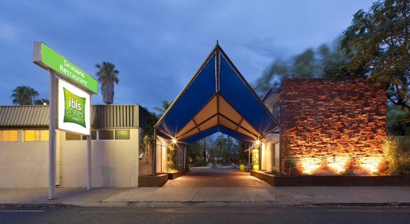 Resort ibis Alice Springs Oasis