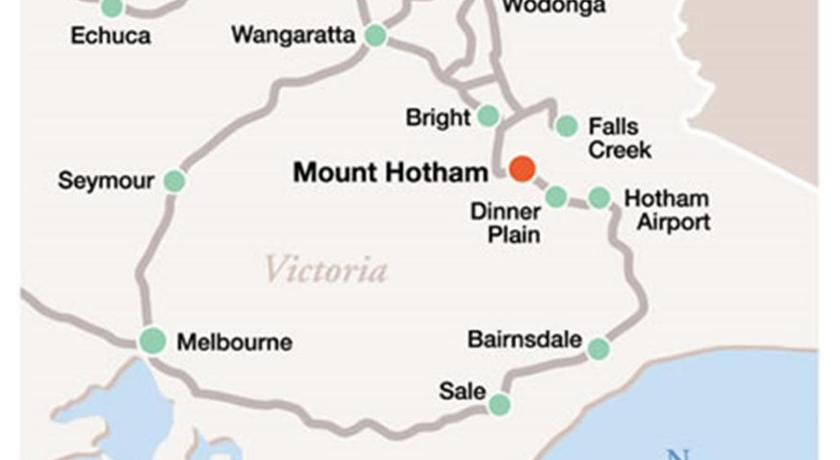 Apartment Mount Hotham Accommodation