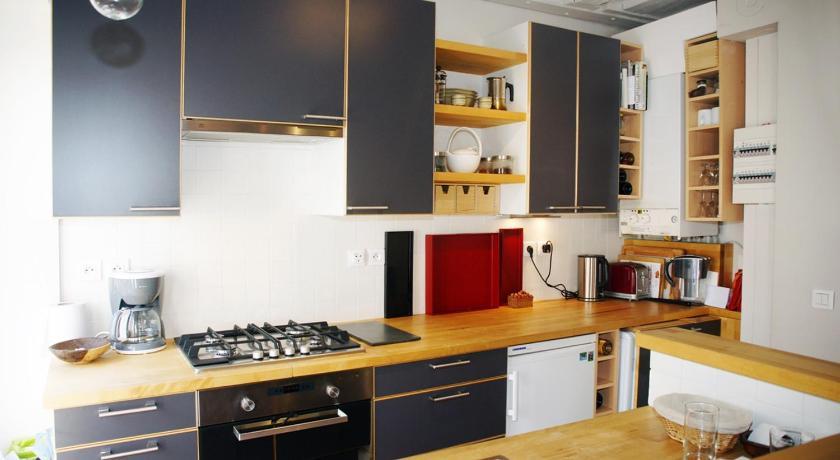 Apartment Thouin - 4 Adults (Paris)