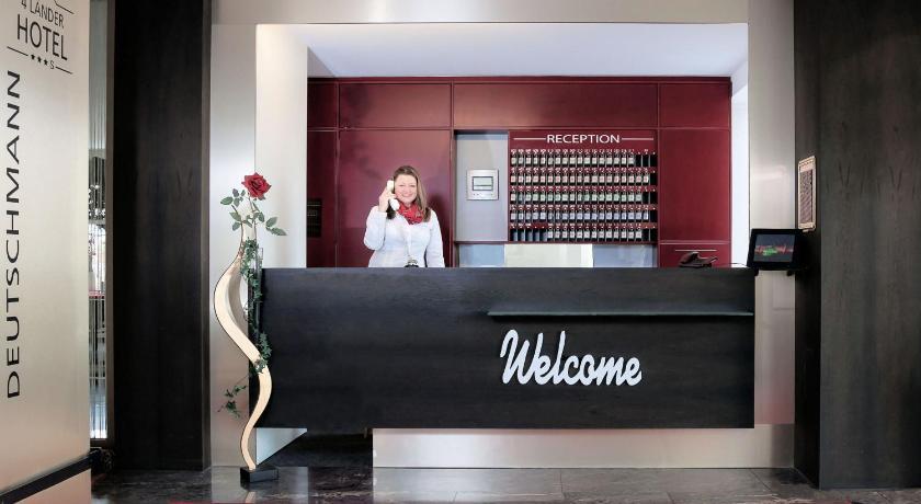 4-Länder-Hotel Deutschmann in Bregenz