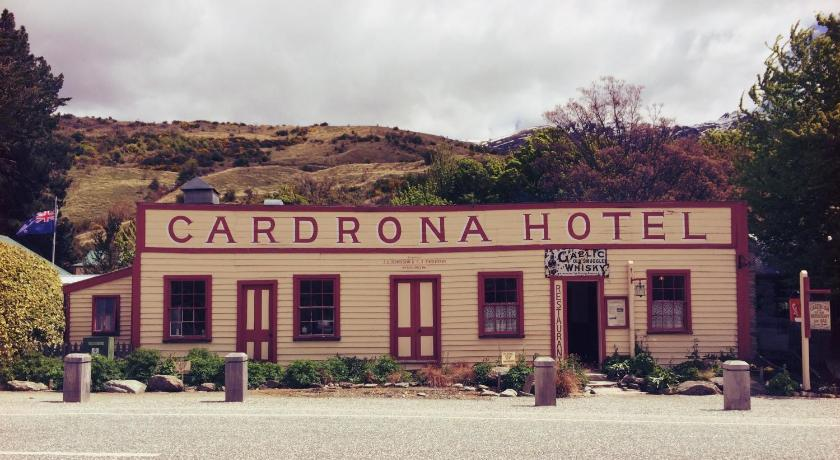 Cardrona Hotel Images Rooms