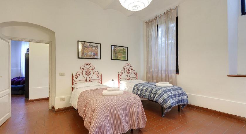Appartamento House Andrea - Visitaflorencia (Florenz)