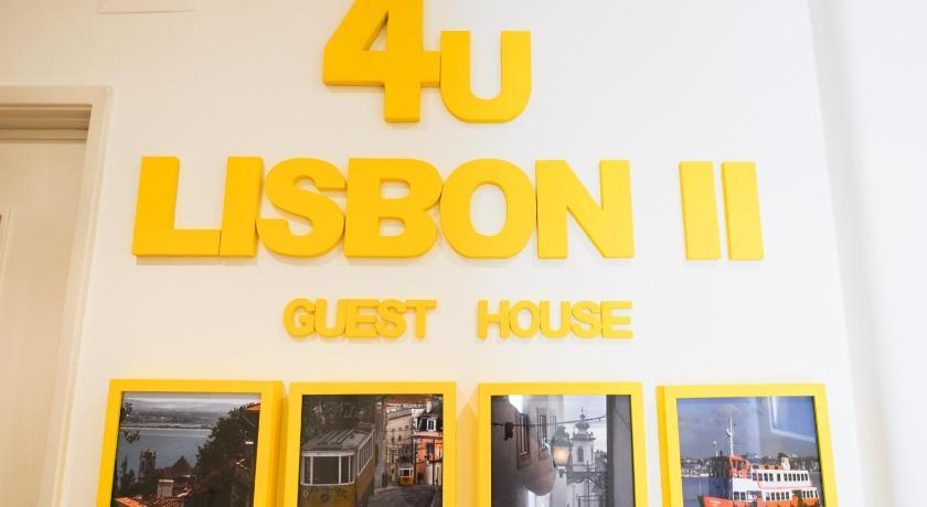 4u Lisbon II Guest House (Lissabon)
