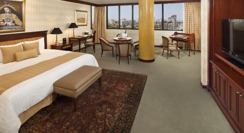 ペルー,リマ,ホテル メリア リマ(Hotel Melia Lima)
