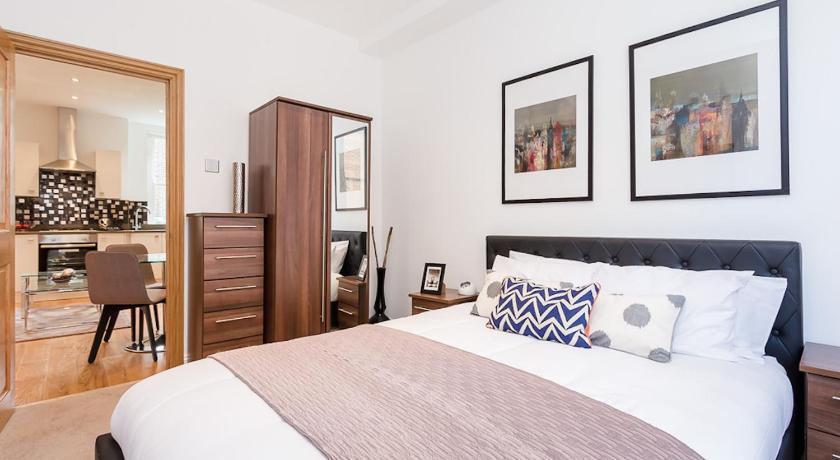 Prive Apartments Covent Garden (London)