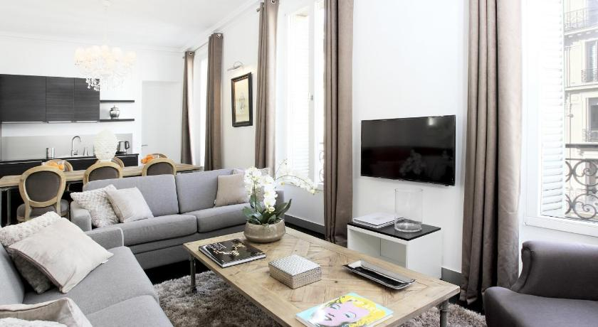 The Residence - Luxury 3 Bedrooms flat Le Louvre (Paris)