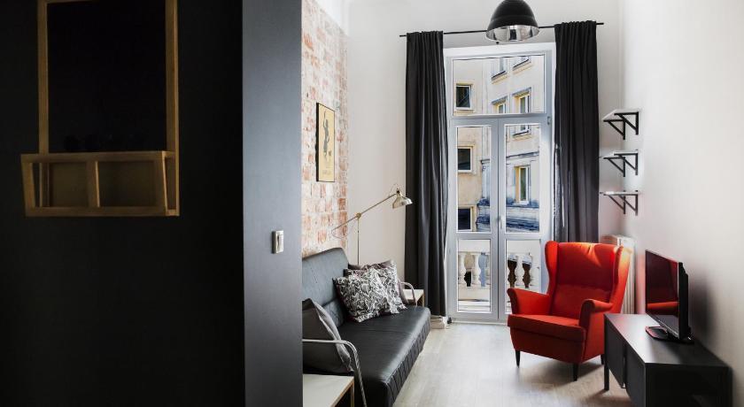 Accommodo Apartament Koszykowa (Warschau)