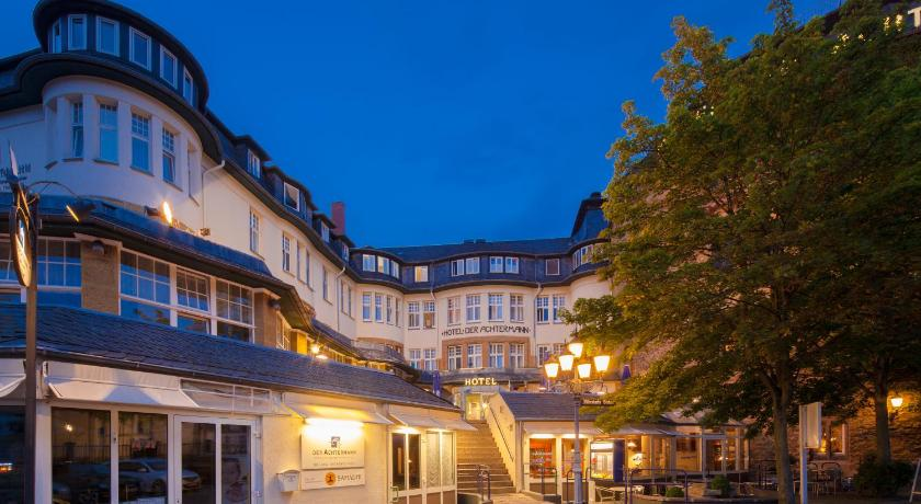 hotel der achtermann deutschland goslar