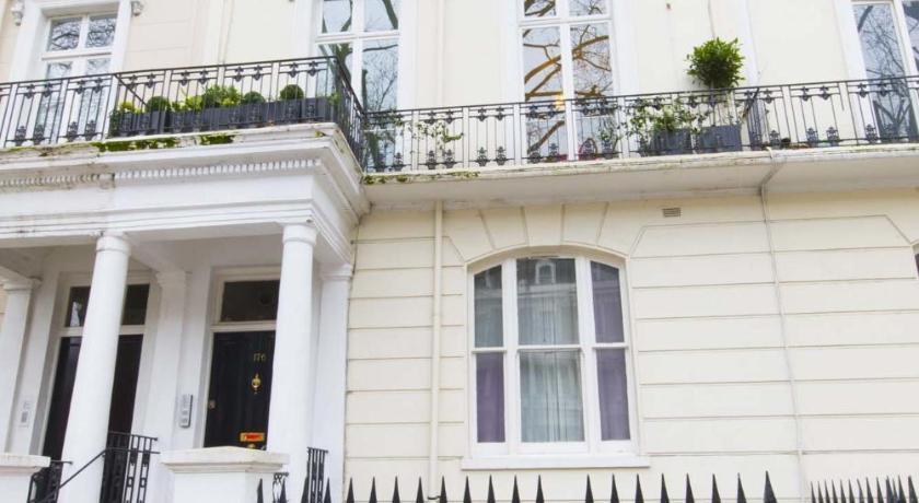 London Escorts Near Apartment Holland Park Avenue