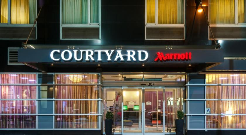 Courtyard by Marriott Times Square West (New York)