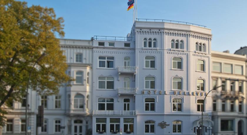 relexa hotel Bellevue an der Alster (Hamburg)