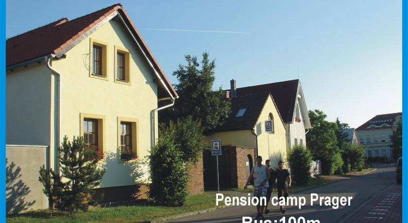Pension Camp Prager (Prag)
