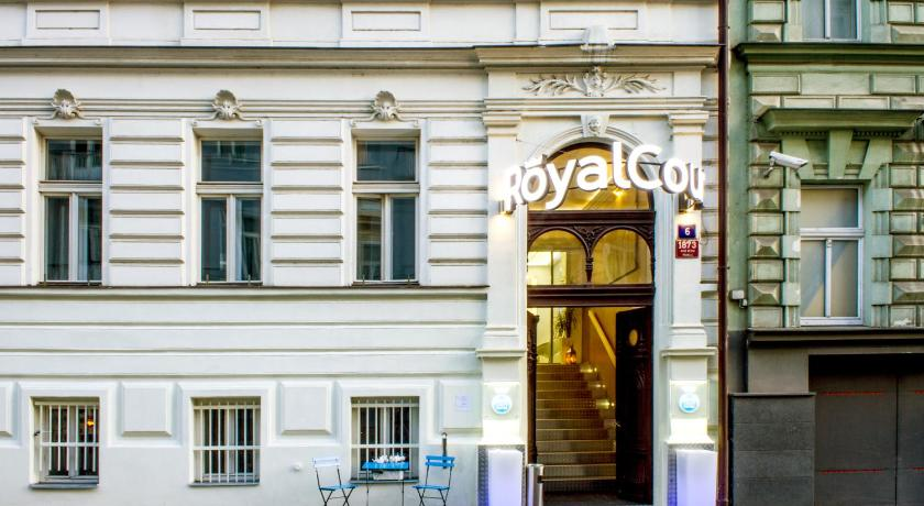 royal court hotel and spa prague czech republic
