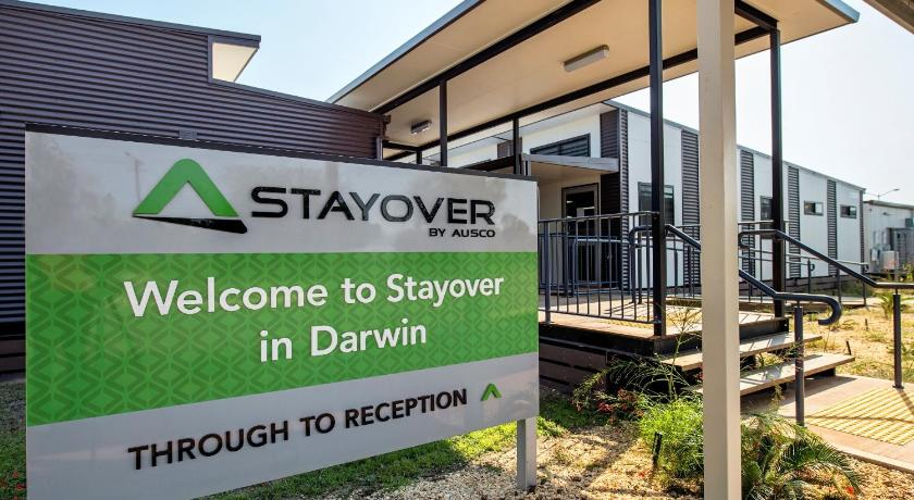 Lodge Stayover in Darwin