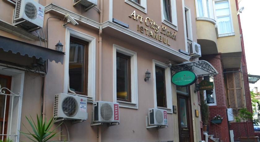 Best deals for art city hotel istanbul turkey for Ersari hotel