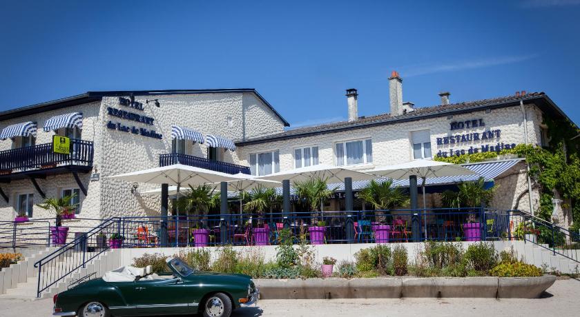 H tel logis lac la madine heudicourt sous for Site de reservation hotel francais