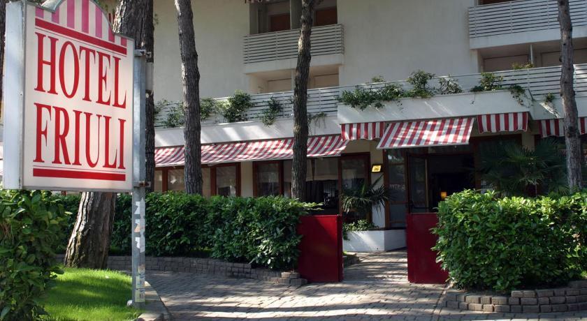 Hotel Friuli (Lignano)