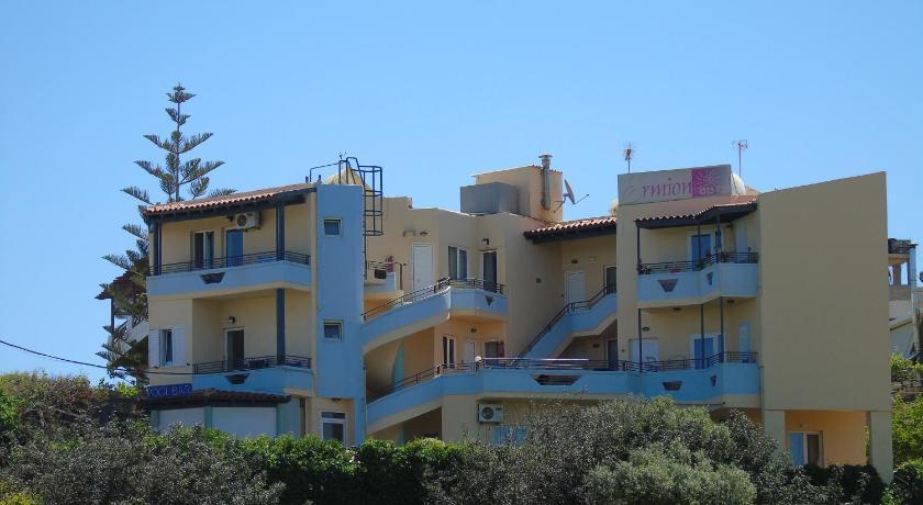 Ermioni Apartments, Apartment, 2nd Parodos Apteron, Kato Daratso, 73100, Greece