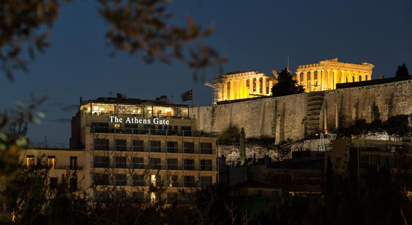 The AthensGate Hotel, Hotel, 10, Syngrou Avenue, Athens 11742, Greece