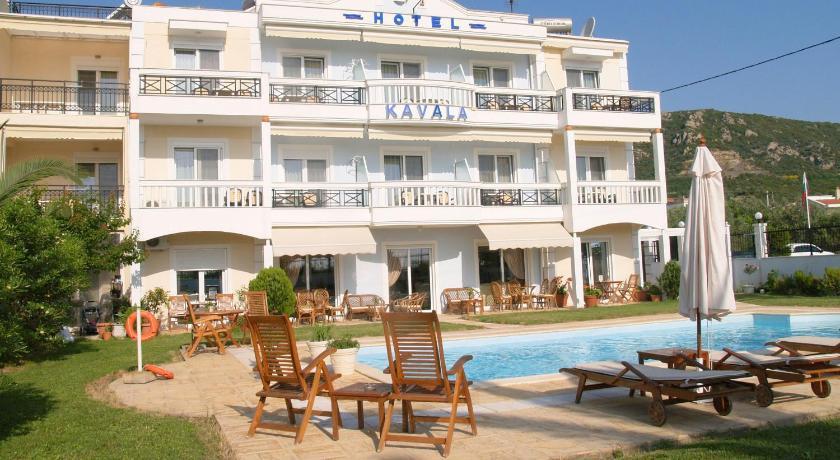 Kavala Beach, Hotel, Pargamou 1, Iraklitsa, 64007, Greece
